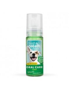 Tropiclean espuma bucal refrescante para perros