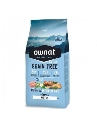 Ownat Prime Grain Free Kitten
