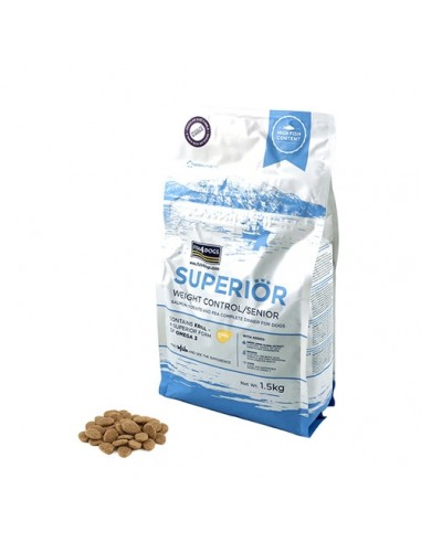 Fish4Dogs Superior Light Weight Control Regular