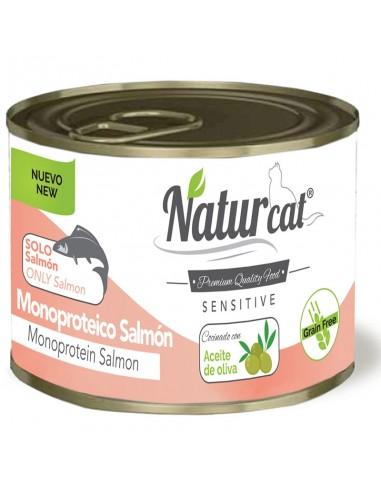 Naturcat Monoproteíco Salmón