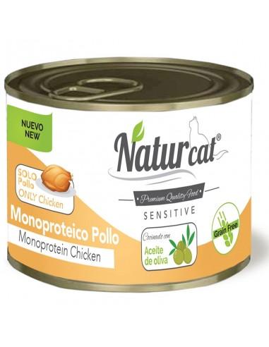 Naturcat Monoproteíco Pollo