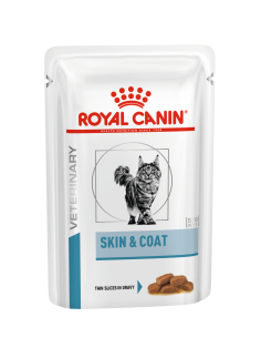 Royal Canin VD Feline Skin & Coat