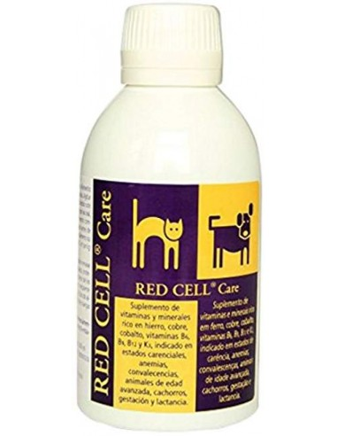 Red Cell Care para perros y gatos