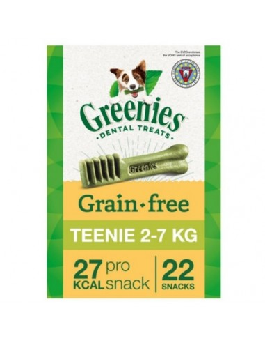 Greenies Grain Free Teenie razas toy