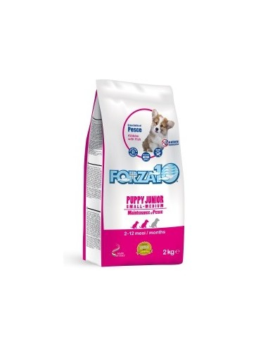 Forza10 Maintenance Puppy Junior Small/Medium Pescado