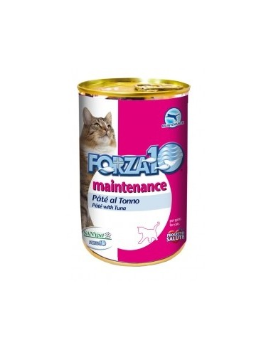 Forza 10 Maintenance Cat Lata de Atún