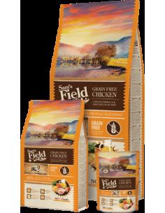 Sam's Field Grain Free Adult Pollo