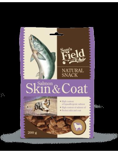Sam's Field Snack Natural Skin & Coat Salmón