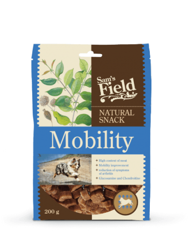 Sam's Field Snack Natural Mobility