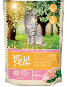 Sam's Field Cat Adult Pollo