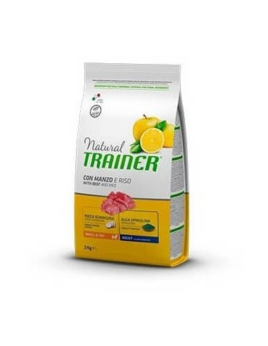 Natural Trainer Adult Mini Buey
