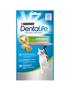 Purina Dentalife Daily Oral Care Cats sabor Salmón