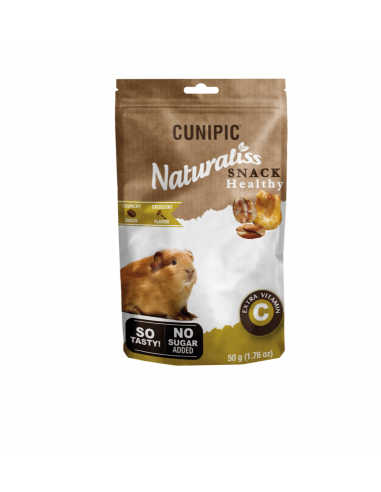Cunipic Naturaliss Snack Healthy Vitamina C