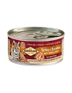 Carnilove Cat Lata Pavo y Reno