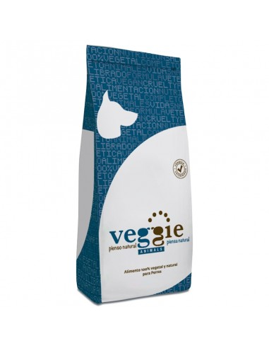 Pienso natural Veggie Animals para perros