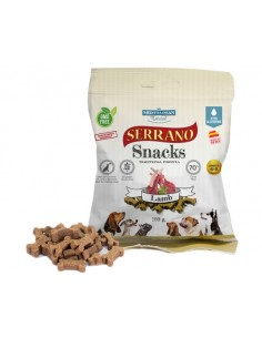 Snacks Serrano Mediterranean Jamon
