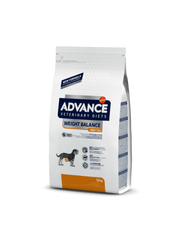 Advance Obesity Mini Adult Veterinary Diets