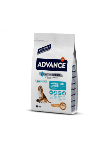 Advance Puppy Protect  Initial para Madre y Cachorros