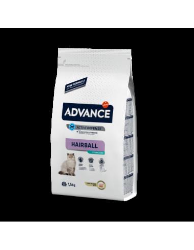 Advance Sterilized Hairball