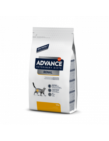 Advance Renal Failure Cat  Veterinary Diets
