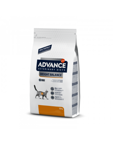 Advance Obesity Cat  Veterinary Diets