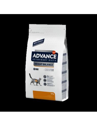 Advance Obesity Cat  Veterinary Diets