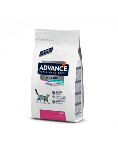 Advance Urinary Cat Sterilized Low Calorie  Veterinary Diets