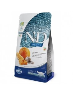 Farmina N&D Calabaza y Arenque Cat Grain Free