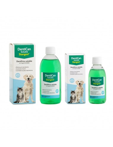Dentican Soluble Perros y Gatos