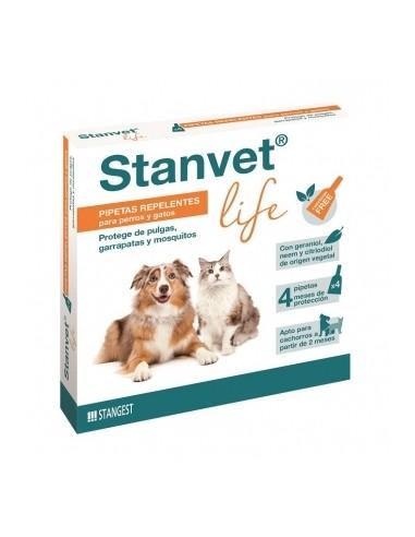 Pipetas Stanvet Life