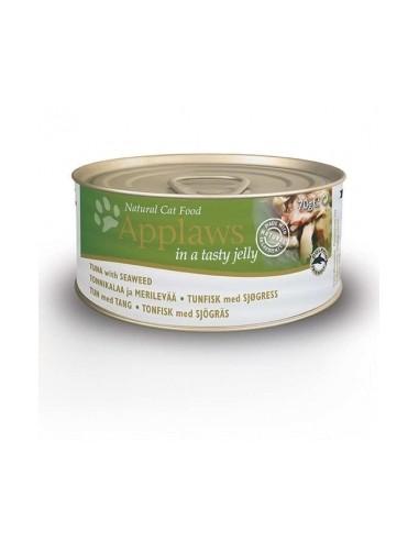 Applaws Cat Atun y Algas Jelly Lata