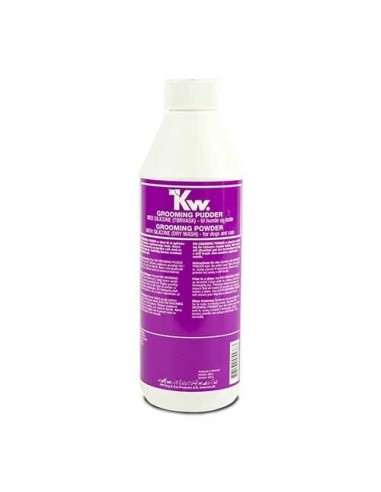 KW Polvos Grooming con Silicona