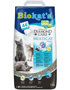 Arena Biokat's Diamond Care Multicat