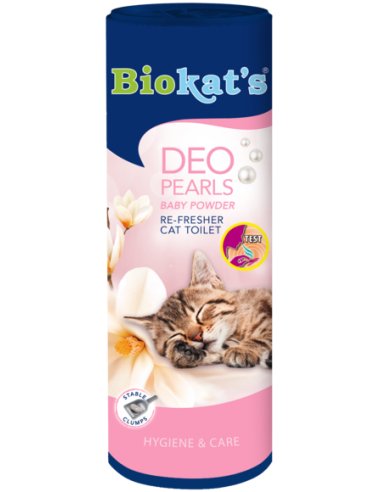 Arena Biokat's Deo Pearls Baby Powder