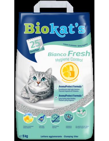 Arena Biokat's Bianco Fresh Hygiene Control