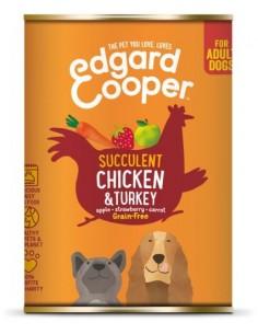 Edgard Cooper Lata Pollo y Pavo