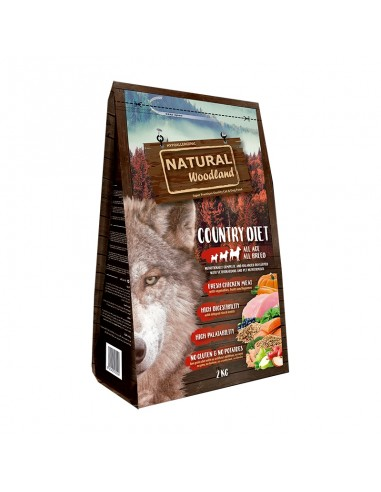 Natural Greatness Woodland Country Diet