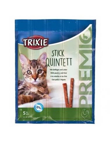 Snack Gato Stick Quintett Trixie
