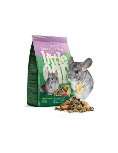 Little One Comida Green Valley  Chinchillas