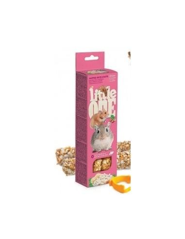 Little One Snack Arroz Inflado y Frutos Secos
