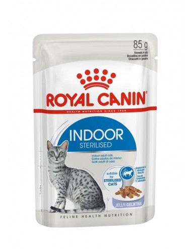 Royal Canin Feline Indoor Sterilized Gelatina