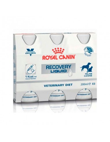 Royal Canin Canine y Feline VD Recovery Liquido