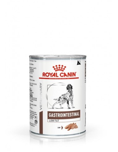 Royal Canin VD Canine Gastro Intestinal Low Fat LF 22