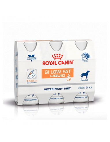 Royal Canin VD Canine Gastro Intestinal Low Fat Liquido