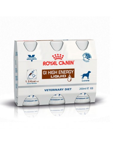 Royal Canin VD Canine High Energy Liquido