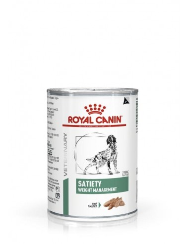 Royal Canin VD Canine Satiety Support Lata