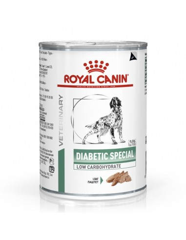 Royal Canin VD Canine Diabetic Special Lata
