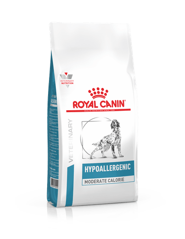 Royal Canin VD Canine Hypoallergenic Moderate Calorie HME 23
