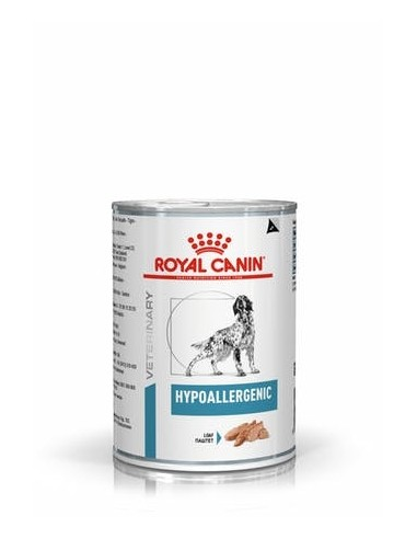 Royal Canin VD Canine Hypoallergenic Lata