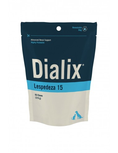 Dialix Lespedeza 15 suplemento